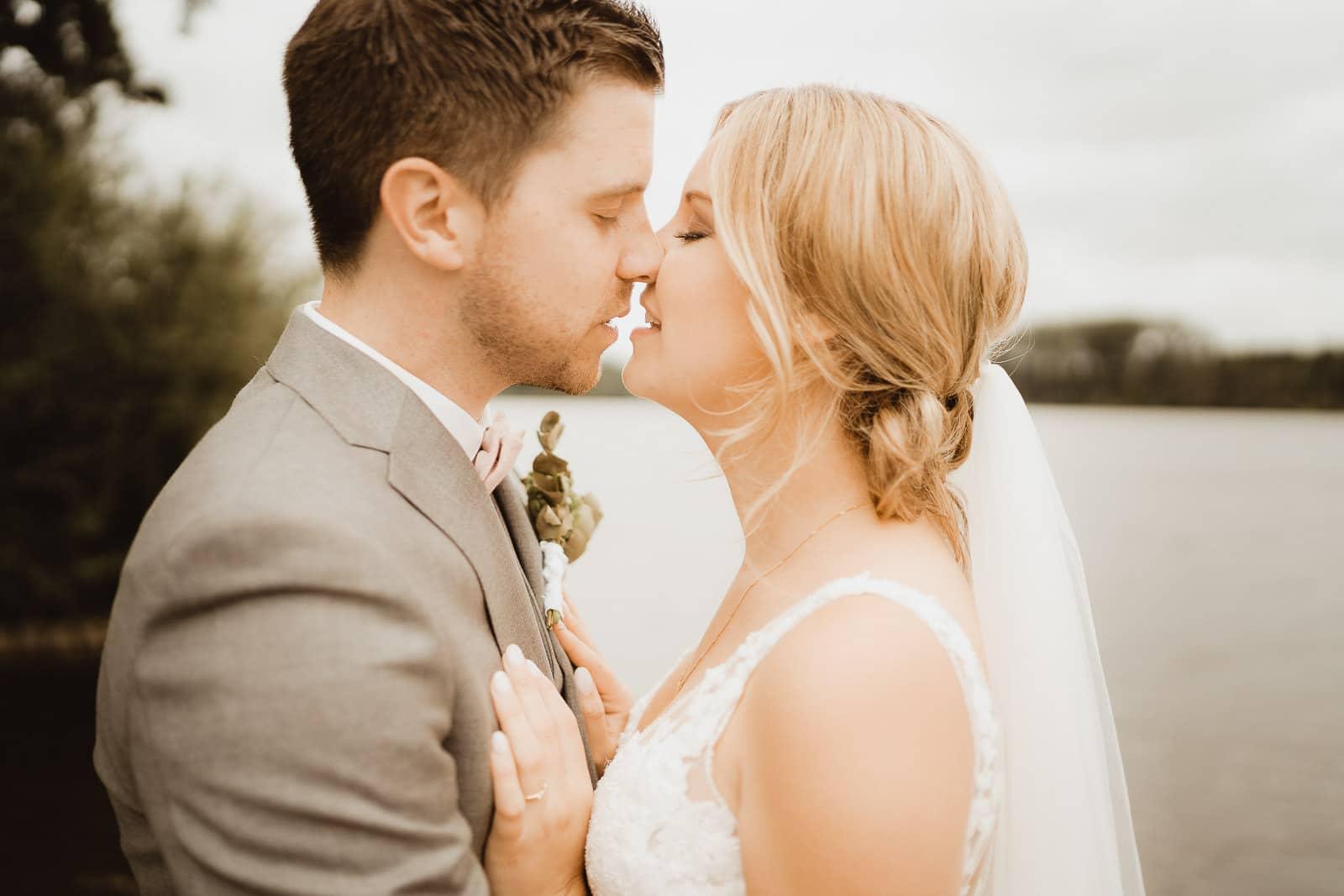 freie Trauung am Krickenbecker See mit Hochzeitsfotograf